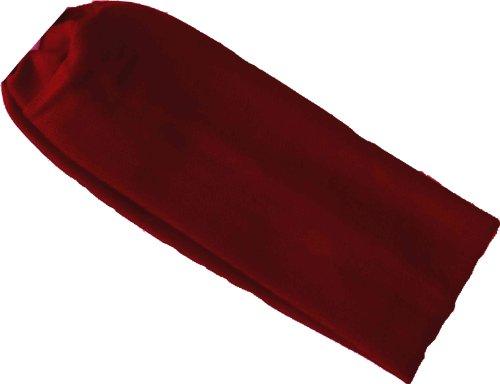 Shropshire Supplies 7cm Stretch Headband Hair Band Kylie Band School Colours Natural Colours (Burgundy) by Shropshire Supplies