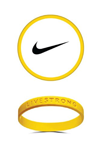 417163e0276 LiveStrong Live Strong Yellow Bracelet Wristband Size Adult 8 inch L/xl by  LiveStrong Live Strong