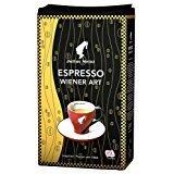 Julius Meinl Espresso Wiener Art, Ganze Bohne - 1kg - 6x (Kaffeebohnen Wien, Ganze Bohne)