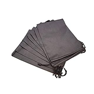 Wowlife Travel Friends Waterproof Nylon Travel Shoe Bags (10Pcs)