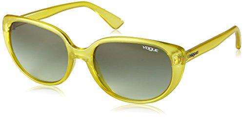 Vogue vo2742s, occhiali da sole donna, grün (green 21268e), taglia unica