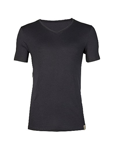 rj-traditional-bodywear-37-024-mens-the-good-life-black-lyocell-cotton-short-sleeve-top-large