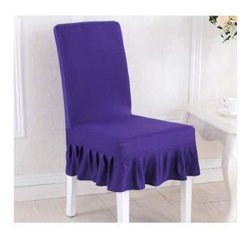 ZTDE Rock Stil Abdeckung Abnehmbare Stuhlabdeckung Stretch Elastische Slip Covers Restaurant Für Hochzeiten Bankett Klappstuhlabdeckung 8 Size