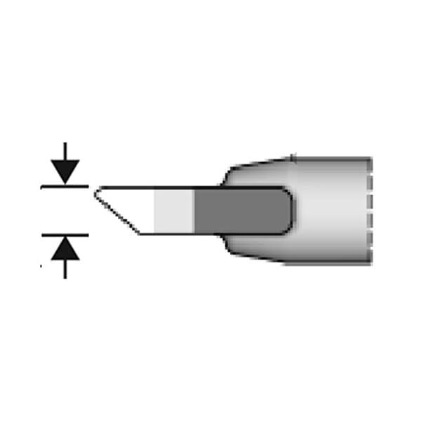 Jbc C245949 LF SMD – Punta de soldar para T245