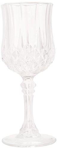 Cristal D'Arques Longchamp - Copa de jerez de 120 ml, sin la marca de
