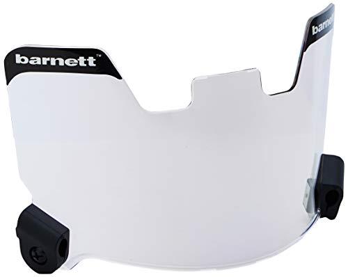 Barnett Augenschutz / Visier für American Football, Farbton Revo Blue