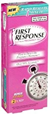 First Response Rapid Results 1KT Church &Dwight Company