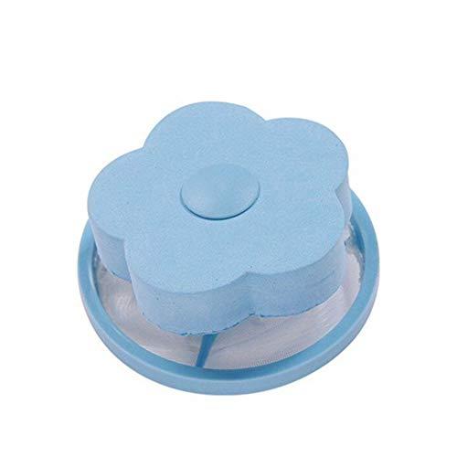 Tradtrust Reusable Washing Machine Floating Lint Mesh Bag Portable Washer Lint Catcher - Schutt-catcher