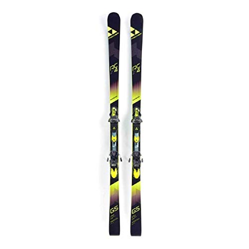 Fischer RC4Worldcup GS jr. Curv Junior Race Ski -