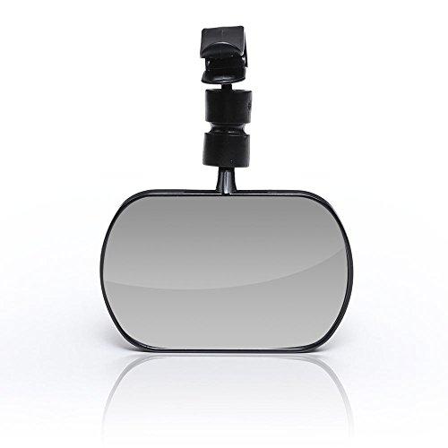 Diago 30038.75034 Specchietto retrovisore per la sicurezza dei neonati, 7 x 10 cm, Grigio