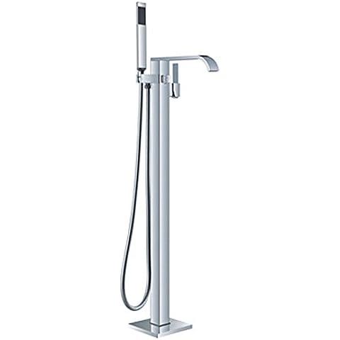 CAC Cromo lucido Bagno doccia kit