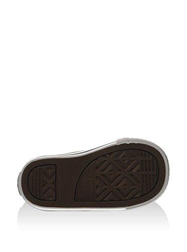 CONVERSE 723232 white scarpe bambino unisex ct simple optical strappo Bianco