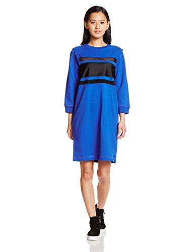 Diesel Damen Sweatshirt D-IRA Abito, Farbe: Blau, Größe: S