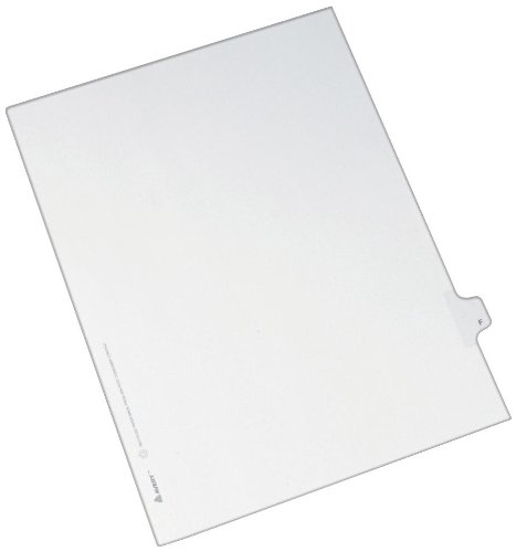 allstate-style-legal-side-tab-divider-title-f-letter-white-25-pack