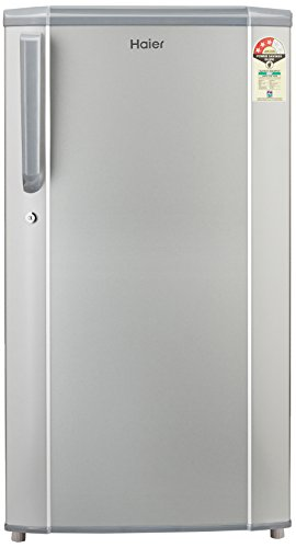 Haier 170 L 3 Star Direct-Cool Single-Door Refrigerator (HRD-1703SMS, Moon...