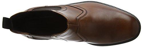 Rockport Herren Dressports Modern Kurzschaft Stiefel Braun (NEW BROWN LEA)
