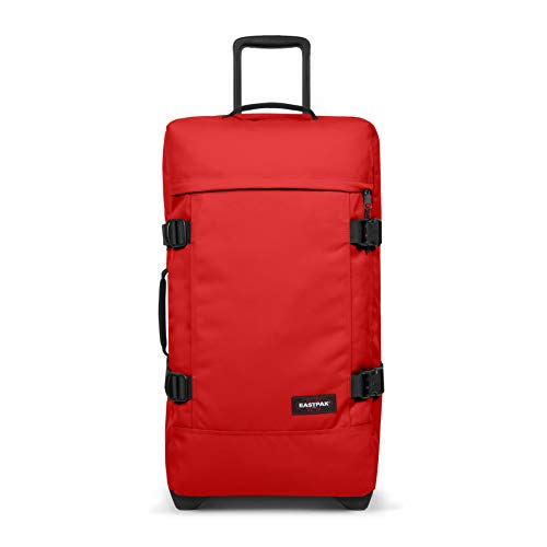 Eastpak TRANVERZ M Bagaglio a mano, 67 cm, 78 liters, Rosso (Teasing Red)