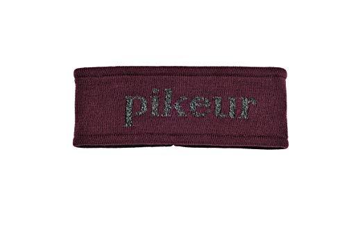 Pikeur Unisex Stirnband NG STRINBAND, Black, 55/57