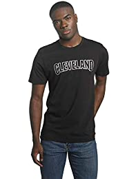 A NEW ERA Hombres Ropa Superior/Camiseta BNG Cleveland Cavaliers Graphic