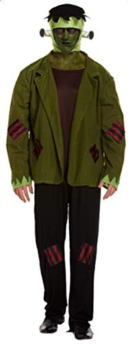 Erwachsene Herren Frankenstein Monster Zombie Halloween Kostüm Kleid - Zombie Kostüm Inspiriert