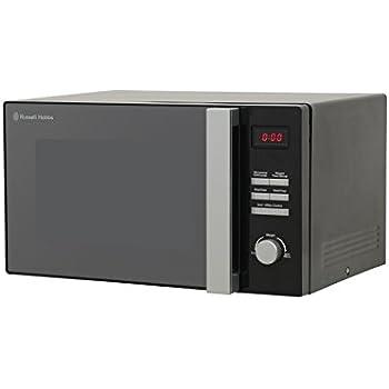 Russell Hobbs RHM2565BCG 25L Digital 900w Combination Microwave Black
