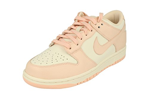 Nike Womens Dunk Low Trainers 311369 Sneakers Shoes (UK 5.5 US 8 EU 39, sail Sunset Tint 104) (Nike Womens Dunk)