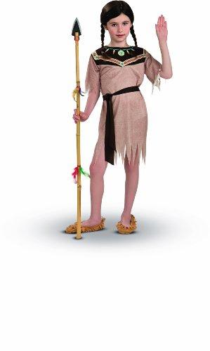 Rubie 's-i-883790-Kostüm-Kostüm-Indische Mädchen (Kostüm Fille Indienne)