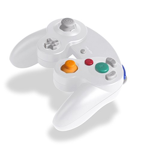 Gamecube Controller Joystick für Nintendo Wii Wired Game Controller Joypad Dual Vibration NGC Gamepad Game Cube Original Controller Gamecube Spiele für Nintendo GC & Wii (Wii Gamecube-spiele)