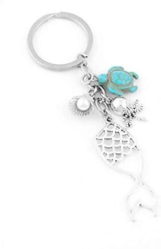 DdA8yonH Schlüsselbund,Schlüsselanhänger,Mahjong Keychain Netter Schlüssel Zhonghu Männer S Vermögen Keychain kleines Geschenk weiblicher hängender Schlüsselring Auto-Schlüsselring