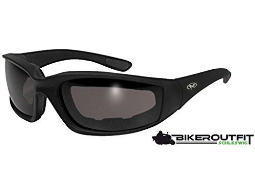 MODEKA Motorradbrille KICKBACK Antifog winddicht Brille Sonnenbrille Motorrad Global Vision