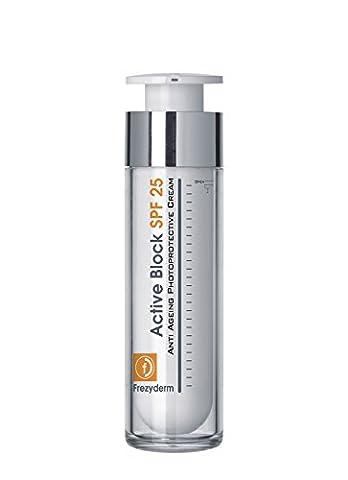 Frezyderm Active Block SPF25 , Anti-ageing & Sunscreen Day Cream