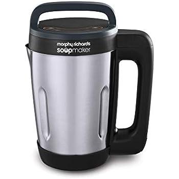 Morphy Richards 501040 Soup Maker Blender 1.6L 1000W