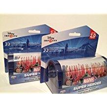 Disney Infinity Marvel Super Heroes Power Disc Kapseln, 2 Stück (Marvels Power Disc)