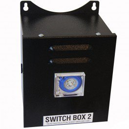 Timer Super Switch Box 2 lampes - Superplant