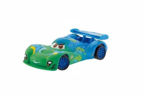 Bullyland 12780 - Spielfigur - Walt Disney Cars 2 - Carla Veloso, ca. 7,5 cm