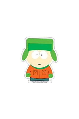 South Park Kyle Sticker Die-cut [Toy]