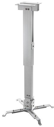 celexon Beamer-Deckenhalterung universal in weiß | Tragkraft bis 25 kg