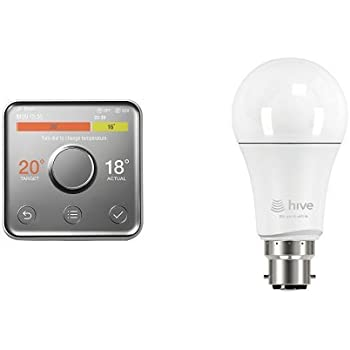Hive active heating no installation amazon diy tools hive active heating and hot water self install 2 smart 9 w bayonet bulbs cheapraybanclubmaster Image collections