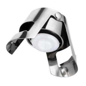 HDIUK Profi Champagner/Prosecco/Sekt Flaschen-Verschluss - Schützt die Kohlensläure