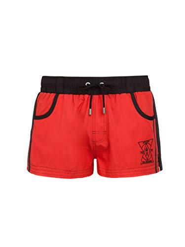 Jockey Modern Beach Athletic Shorts Lava 3XL