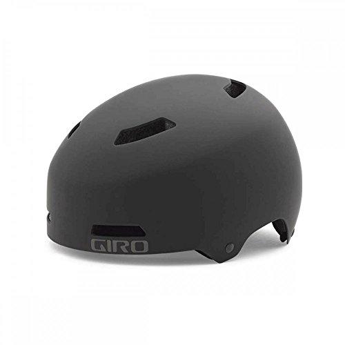 Giro Quarter Helmet mat flame/titanium Kopfumfang 59-63 cm 2016 mountainbike helm downhill (Skate Park City)