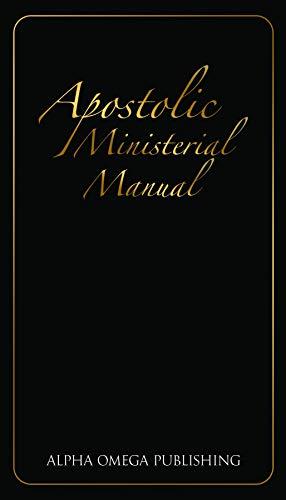 Apostolic Ministerial Manual (English Edition)