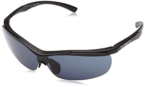 SWISS EYE VISTA   GAFAS DE SOL DEPORTIVAS NEGRO BLACK MATT TALLA:139MM