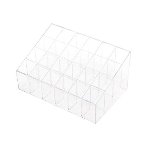Boburyl 24 Entramado Trapecio plástico Transparente