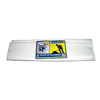 Silbor – Saco de rafia escombro 55×85 paquete 4.