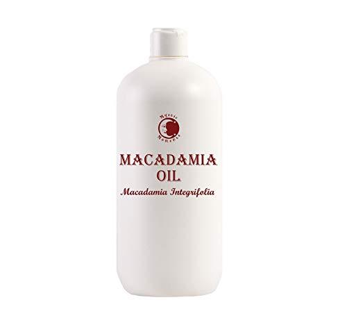 Mystic Moments Huile De Base De Macadamia - 1 Litre - 100% Pure