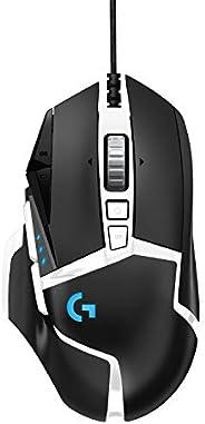 Logitech G502 SE Hero, Ratón High Performance RGB Gaming Con 11 Botones Programables Y Ajuste Personalizado De