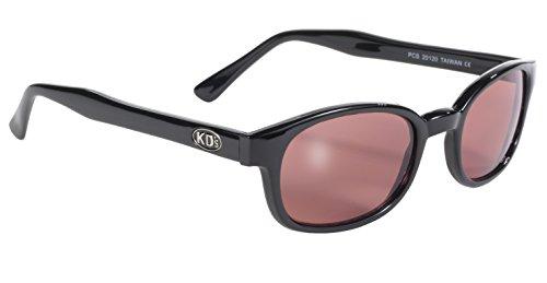 echte Sonnenbrillen KD's rosa 20120 - bikers