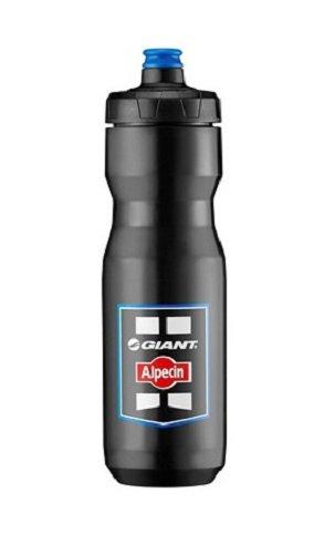 GiANT Trinkflasche Fahrrad schwarz Alpecin rot 750cc ml Radfahren Wasser MTB Rennrad -
