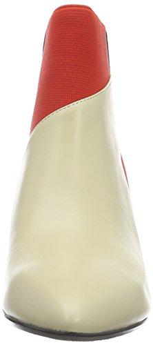 United NudeZink Mid - Stivali a metà polpaccio non imbottiti Donna Beige (Beige (Mist Hot Red))